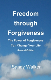 Freedom through Forgiveness Book Cover